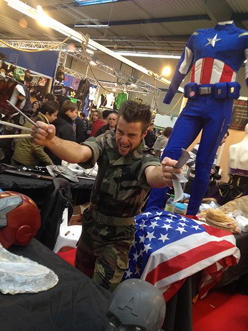 TGS Wolverine