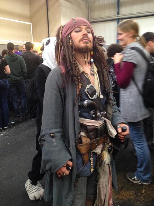 TGS Jack Sparrow