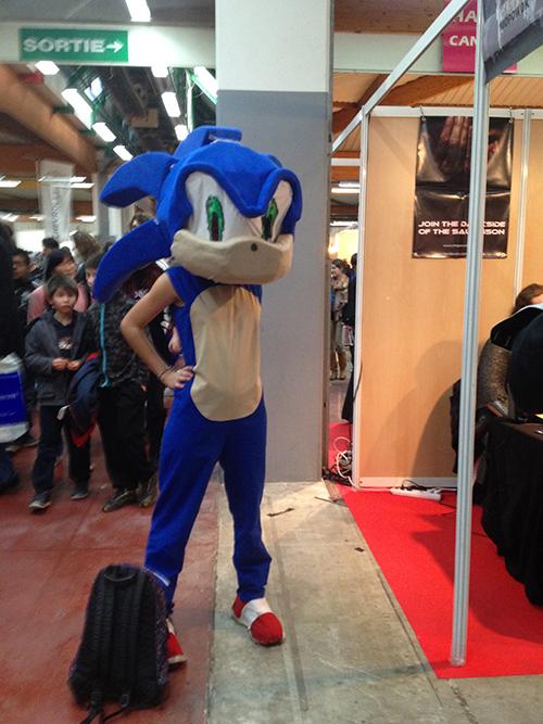TGS Sonic